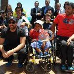 Tenistas nacionales lograron podio en el Uniqlo Wheelchair Tennis Tour Antofagasta