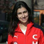Karateca Claudia Vera sufrió el robo de su implementación deportiva