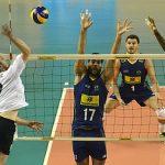 Chile cayó ante Brasil en el Sudamericano Masculino de Volleyball