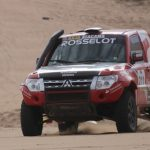 Luis Ignacio Rosselot se coronó campeón de Chile en el Rally Baja Atacama