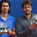 Julio Peralta y Horacio Zeballos debutan este martes en el dobles del Challenger de Mendoza
