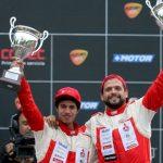 Tres campeones del Rally Mobil 2015 se coronaron en Rancagua