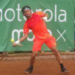 Gonzalo Lama avanzó a cuartos de final del cuadro de dobles en Vicenza