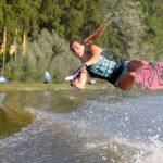 Valentina González logra nuevo récord nacional de esquí náutico en Figuras