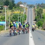 Matías Arriagada es el nuevo líder de la Vuelta Ciclista Internacional del Maule 2015