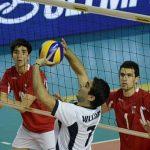 Chile se quedó con el quinto lugar del Sudamericano Masculino de Volleyball