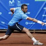 Juan Carlos Sáez debutó con un triunfo en el Challenger de Santiago