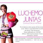 Daniela Callejas realizará Master Class de Muay Thai