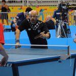 Este viernes comienza el Chile Open de tenis de mesa paralímpico
