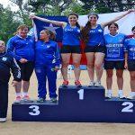 Chile logró cinco medallas de oro en el Sudamericano Femenino de Bochas 2015