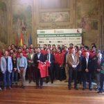 """Los """"Condores"""" se encuentran en Torrelavega para enfrentar a España"""