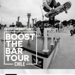 """Boost The Bar Tour premiará al mejor al mejor """"best trick"""" este fin de semana"""