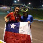 María José Moya gana un nuevo título mundial de patín carrera