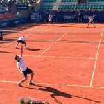 Hans Podlipnik y Andrej Martin ganaron el título de dobles del Challenger de Montevideo