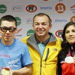Medallistas nacionales del Mundial de Atletismo Paralímpico ya apuntan a Río 2016