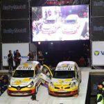 Cristóbal y Ramón Ibarra tendrán nuevos navegantes para el Rally Mobil Motorshow