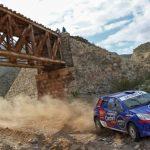 Jorge Martínez apuesta a su octavo título en la temporada 2016 del Rally Mobil