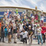 """Cerca de 500 niños asistieron al segundo campeonato """"MILO Sobre Ruedas"""""""