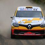 Ramón Ibarra se alista para la fecha de Talca del Rally Mobil 2015