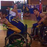 Dital ganó el segundo zonal del básquetbol en silla de ruedas