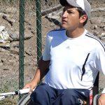 Jaime Sepúlveda ganó el Nacional de Tenis en Silla de Ruedas en Concón