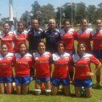 Chile 7 Damas ocupó el cuarto lugar en torneo disputado en Uruguay