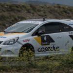 Ruy Barbosa se coronó campeón del Coseche MotorSport by Opel