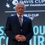José Hinzpeter confirmó su renuncia a la Federación de Tenis