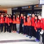 Selección Chilena Juvenil de Karate viaja al Mundial de Indonesia