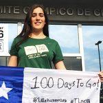 Josefina Salas es embajadora de Team Chile para los Juegos Olímpicos de la Juventud de Invierno 2016
