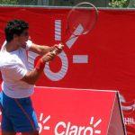 Jorge Montero cayó en primera ronda del Futuro 2 Indonesia