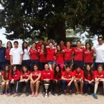 Chile finalizó en el segundo lugar de la Copa Austral de Natación