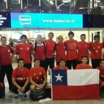 Selecciones Chilenas de Handball arribaron a Paraguay para participar en el Sudamericano Cadete