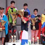 Hardy Muñoz ganó medalla de oro en el Latino de Motocross
