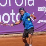 Michel Vernier jugará semifinales de dobles del Futuro 2 de Ucrania