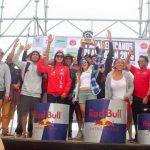 Chile se quedó con el vicecampeonato de los Juegos Panamericanos de Surf