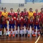 Chile logra medalla de bronce en la Copa América Femenina de Fútbol Sala