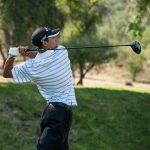 Juan Cerda es el líder del Abierto de Golf del Club de Polo tras primera jornada