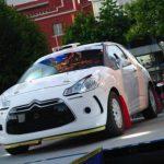 José Hernández se prepara para el Rally Mobil 2016 en su DS3