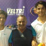 Miguel Pereira ganó el título de dobles del Orange Bowl