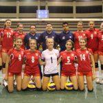 Chile debutó con un triunfo en el Sudamericano Sub 16 Femenino de Volleyball