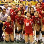 Chile avanza a semifinales del Sudamericano Femenino Sub 16 de Volleyball