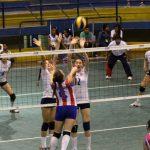 Chile disputará la medalla de bronce del Sudamericano Femenino Sub 16 de Volleyball