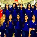 Chile ocupó el séptimo lugar del Sudamericano Sub 17 de Básquetbol Femenino