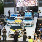 Kovacs Racing fue elegido el mejor equipo del Rally Mobil 2015
