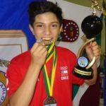 Chile logró tres medallas en el Panamericano Sub 23 de Bochas