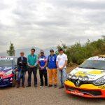 Este jueves se realizó el lanzamiento del Rally Mobil Motorshow 2015