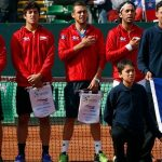 Chile enfrentará a Ecuador en la primera ronda de la Zona I Americana de Copa Davis 2018