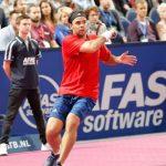 Fernando González debutó con un triunfo en el Torneo de Veteranos de Londres