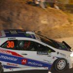 Carlos Muñoz se quedó con el Rally Mobil Motorshow 2015